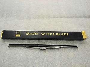 55 56 57 CHEVROLET BELAIR NOS WIPER BLADE W/ VACUUM WIPERS