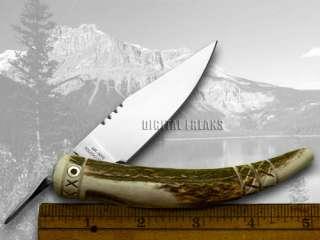 HEN & ROOSTER AND Deer Horn Appalachian Folder Knives