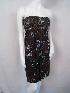 215 T Bags Los Angeles Dress Mini Tunic Top S #00071C
