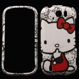 Protector for T Mobile MyTouch 4G Slide Hello Kitty Cover B Snap
