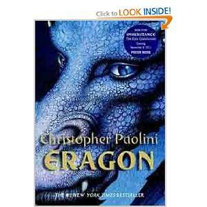 Eragon (9780375826696): Christopher Paolini: Books