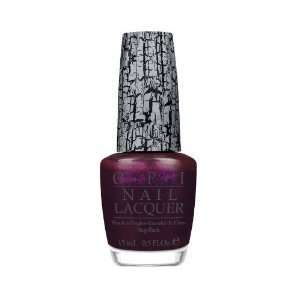 OPI Nail Polish 2012 Nicki Minaj Collection Color Super Bass Purple