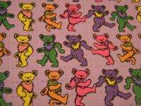 GRATEFUL DEAD DANCING BEAR BLOTTER ART HIPPIE 60S 70S
