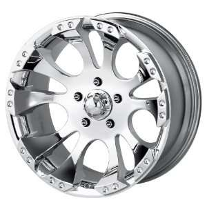 Ion Alloy 160 Chrome Wheel (16x10/5x135mm) Automotive