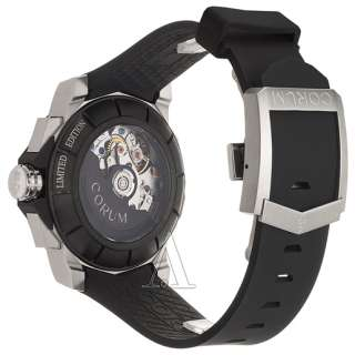 Admirals Cup Black Split seconds 44 Mens Watch 986 581 98 F371 AN52