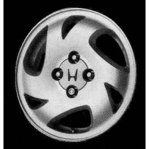96 00 HONDA CIVIC ALLOY WHEEL RIM 14 INCH, Diameter 14, Width 5.5 (6