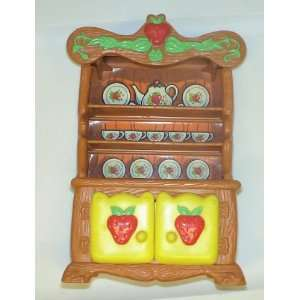 Shortcake (Loose) Berry Happy Home  China Cabinet Toys & Games