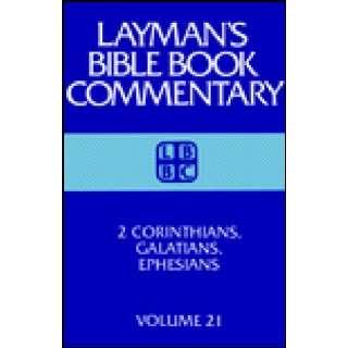 2 Corinthians, Galatians, Ephesians (Laymans Bible Book