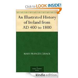 from AD 400 to 1800: Mary Frances Cusack:  Kindle Store