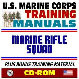 Marine Corps (USMC Marines) Training Manuals Marine Rifle Squad