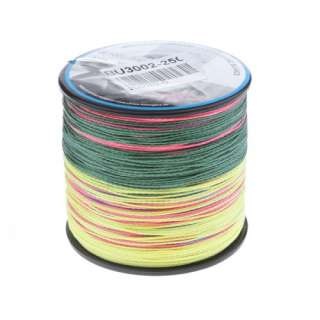 PE Dyneema Braid Fishing Line Spectra Colour 300M 80LB