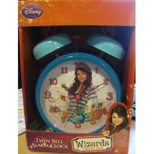 of Waverly Place Selena Gomez Twin Bell Alarm Clock