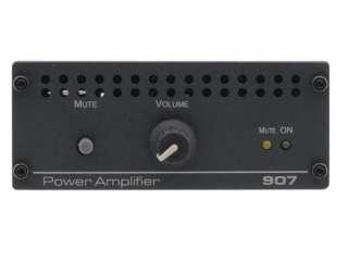 Kramer 907 Stereo Audio Power Amplifier (40 Watts per Channel) |