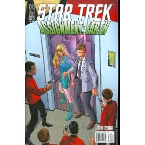 Star Trek Assignment Earth #2 John Byrne Books