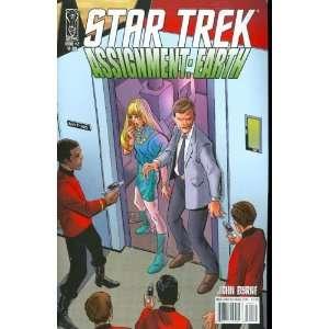 Star Trek Assignment Earth #2 John Byrne Books
