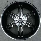 STATUS QUO 22 CHROME RIMS WHEELS GMC ENVOY