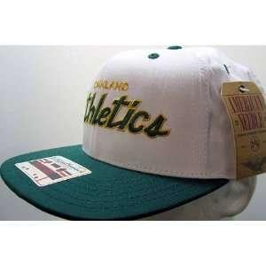 Oakland Athletics Vintage Retro Snapback Cap Sports