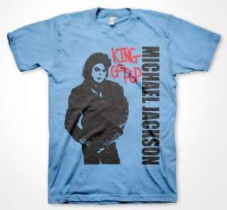Michael Jackson Memorial T Shirt (Youth) Clothing