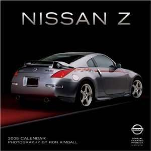 Nissan Z 2008 Square Wall Calendar (Multilingual Edition