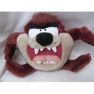 Plush Talking Toy 10 Collectible ; Taz Looney Tunes Cartoon Character