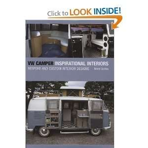 VW Camper Inspirational Interiors BYEccles: Eccles: Books