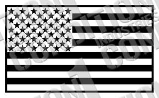 American Flag Decal Sticker Graphic USA US