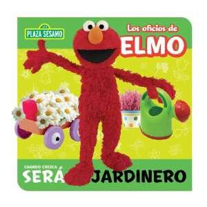(JARDINERO, by sesame street) (9789871456000) Plaza Sesamo Books