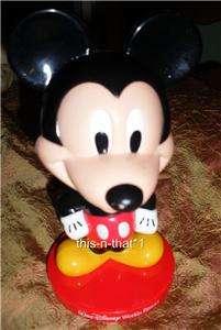 Walt Disney World Mickey Mouse Bobble Head Figurine