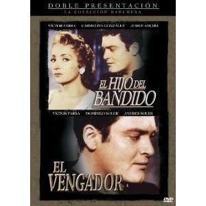 El Hijo del Bandido/El Vengador: Jorge Ancira: Movies & TV