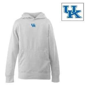 Kentucky Wildcats Hoodie Sweatshirt   NCAA Antigua Youth