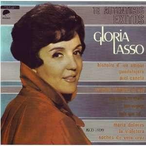 Gloria Lasso 16 Autenticos Exitos GLORIA LASSO Music