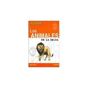 Los animales de la selva y de la llanura / Jungle and Prairie Animals