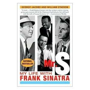 My Life with Frank Sinatra Publisher It Books George Jacobs Books