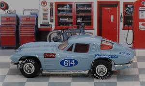 1963 Corvette Vic Edelbrock Vintage Race Car Diecast Hot wheels