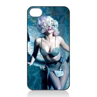 LADY GAGA iphone 4 HARD COVER CASE