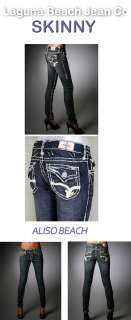 Laguna Beach Jeans Womens ALISO BEACH 3rd Gen SKINNY