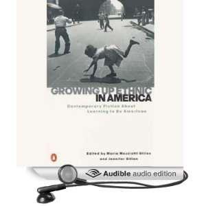 Up Ethnic in America (Audible Audio Edition) Maria Gillan Books