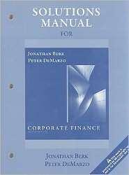 Finance, (0136103995), Jonathan Berk, Textbooks
