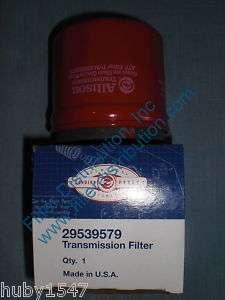 Allison 29539579 Filter for 1000,2000,2400 Transmission