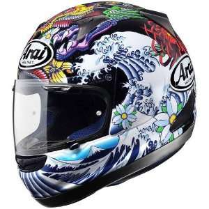Arai RX Q Motorcycle Racing Helmet Oriental Automotive