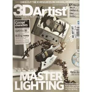 3D Artist Magazine (Master Lighting, Issue 6 2009