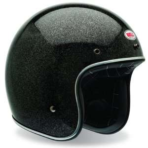 Bell Custom 500 Street Open Face Motorcycle Helmets Black