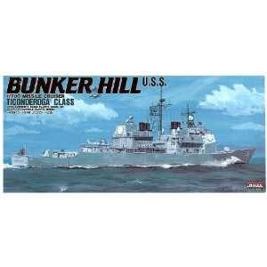 ARII 1:700 43123 1200 Bunker Hill Missile Cruiser Ticonderoga Class