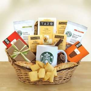 Gift Basket  Fathers Day Gift Basket for the Coffee Lover in Him
