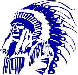 NATIVE CHEIF INDIAN AMERICAN STICKER/DECAL CHOOSE SIZE/COLOR