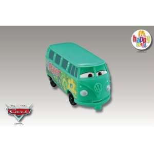 Disney Cars 2006 McDonalds Toy FILLMORE THE BUS