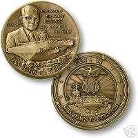 UNITED STATES NAVY USS STENNIS 1 3/4 CHALLENGE COIN