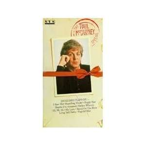 Paul Mccartney Special [VHS] Paul Mccartney Movies & TV