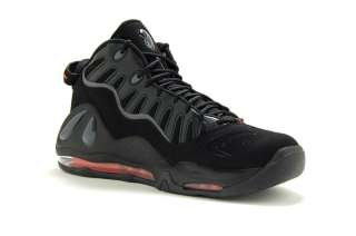 Nike Mens Air Max Uptempo 97 Black Orange 399207 002
