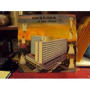 Umbanda E Seu Ritual [Brazil Voodoo] Various Brazilian umbanda